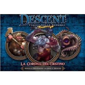 Descent Seconda Edizione - La Corona del Destino