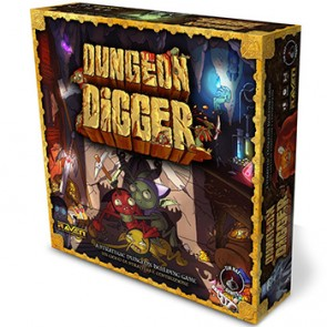 Dungeon Digger Edizione italiana