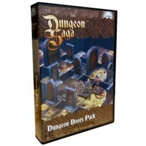 Dungeon Saga Dungeon Doors Pack