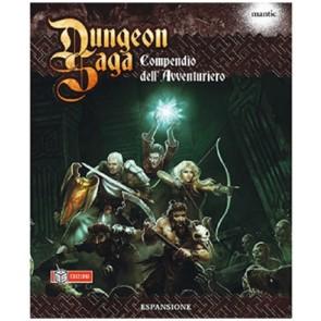 Dungeon Saga Compendio dell'avventuriero (espansione)
