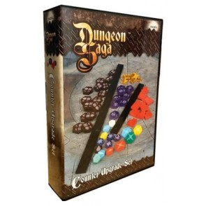 Dungeon Saga Upgrade Counter Set