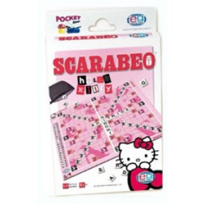 Scarabeo Hello Kitty - Pocket