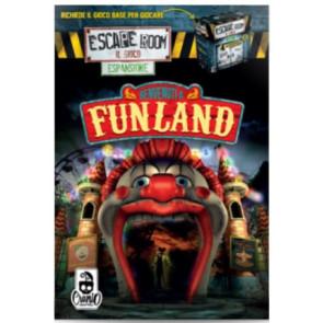 Escape Room Benvenuti a Funland