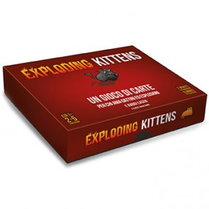 Exploding Kittens edizione italiana