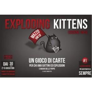 Exploding Kittens VM 18