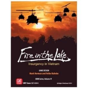 Fire in the Lake - Edizione fine 2018