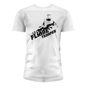 T-Shirt SW EP7 FLAMETROOPER WHITE BOY (Slim)
