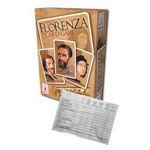 Florenza - Il Gioco di Carte