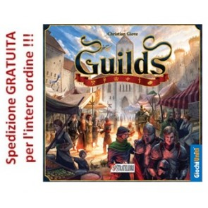 Guilds (copia ammaccata in un angolo)