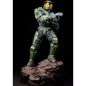 Halo Ann Master Chief Prem Form Fig (Halo)
