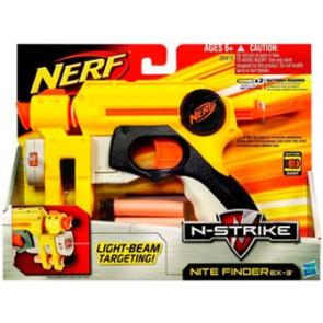 NERF - N-Strike Nite Finder Ex-3