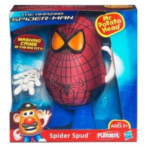 Marvel Heroes - Mr Potato Spider-Man