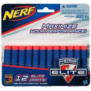 NERF - N-Strike Elite 12 Dart Refill