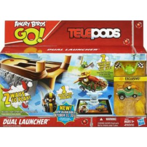 Angry Birds GO - Dual Launcher
