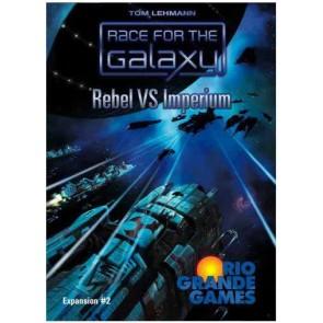 RACE FOR THE GALAXY - I RIBELLI CONTRO L'IMPERO
