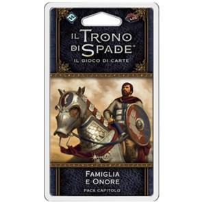 Il Trono di Spade Gioco di Carte - Seconda edizione - Famiglia e onore (espansione)