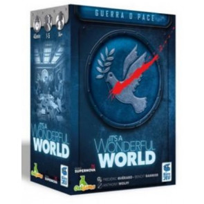 It's a wonderful world espansione Guerra e Pace