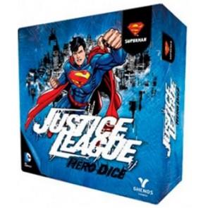 Justice League - Hero Dice - Superman - Italiano