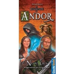 Le Leggende di Andor: nuovi eroi