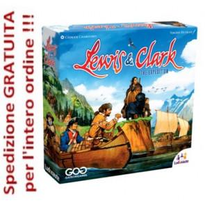 PREORDINE: Lewis & Clark Nuova edizione italiana