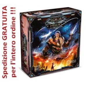 Lords of Hellas - Edizione italiana !!!