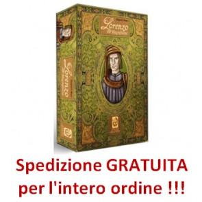 PREORDINE: Lorenzo il magnifico big box