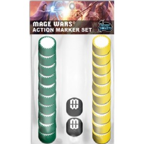 Mage Wars - Action Markers Set 1 (espansione)