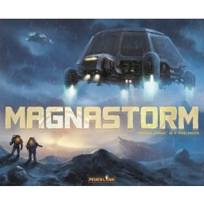 Magnastorm in italiano