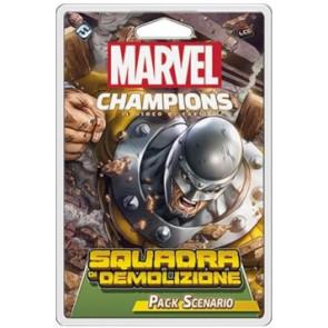 Marvel Champions - LCG: Squadra di Demolizione: Pack Scenario
