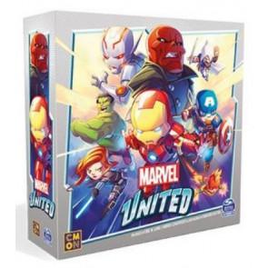 Marvel United in italiano
