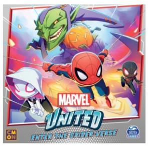 Marvel United Il ragnoverso in italiano