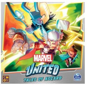 Marvel United Le leggende di Asgard
