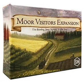 Moor Visitors - Viticulture Essential Edition Espansione