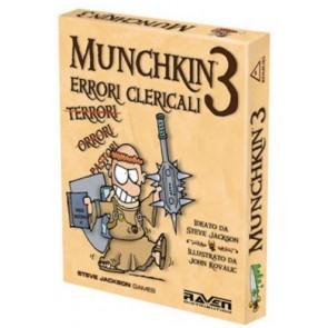 Munchkin 3 - Errori Clericali