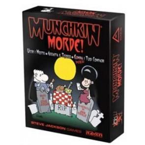 Munchkin Morde!