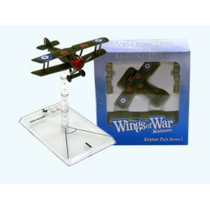 Wings of War Miniatures: Sopwith Camel (Elwood)