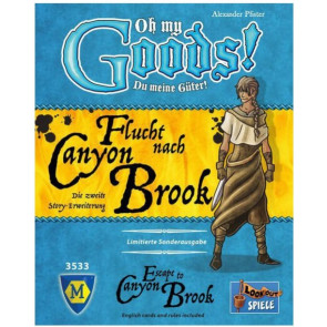 Oh My Goods! Le Mie Merci! - Fuga a Canyon Brook