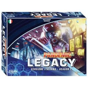 Pandemic Legacy - Season 1 - Scatola Blu