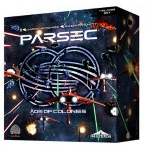 Parsec Age of colonies