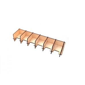 Porta Carte per Giochi da Tavolo - 6S DIY (E-raptor)