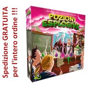Pozioni Esplosive 2nda edizione