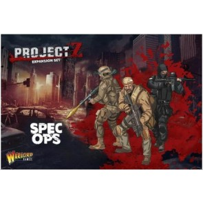 Project Z -  Espansione Forze Speciali
