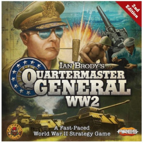 Quartermaster General in italiano