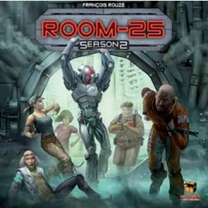 Room 25 (espansione) Season 2 - Scatola GRANDE