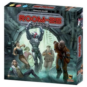 Room 25 (espansione) Season 2 - Scatola PICCOLA