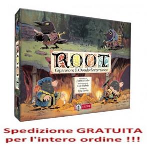 PREORDINE: Root espansione Il mondo sotterraneo in italiano