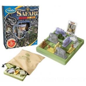 Rush Hour Safari - scatola esterna rovinata