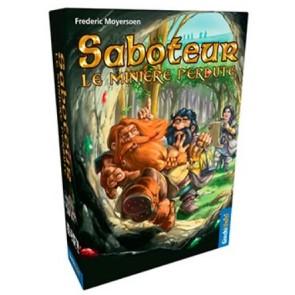 Saboteur - Le Miniere perdute