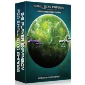 Espansione 5 e 6 giocatori Small Star Empires DELUXE - II edizione