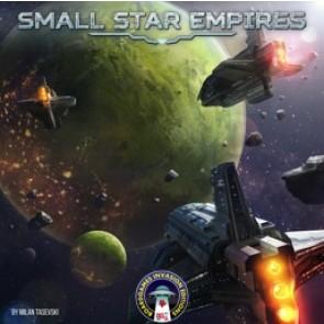 Small Star empires in italiano - versione DELUXE con pedine in legno